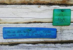 Til Oterholtfossen og andre som trengvern.