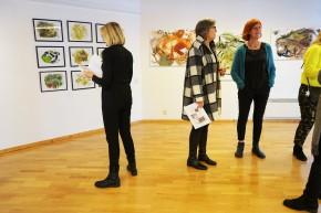 Utstilling i Nittedal kunstforening feb.2019